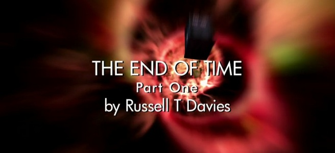 doctor who the end of time review russell t davies david tennant tenth doctor regeneration