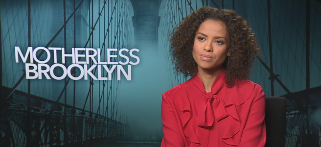 gugu mbatha-raw motherless brooklyn interview film noir femme fatale edward norton director