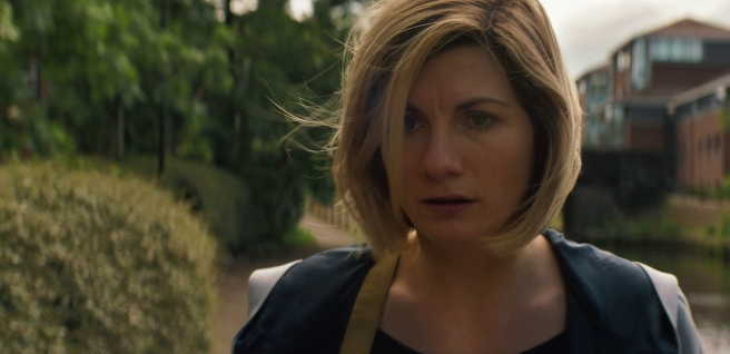 doctor who review fugitive of the judoon jodie whittaker jo martin doctor ruth gloucester