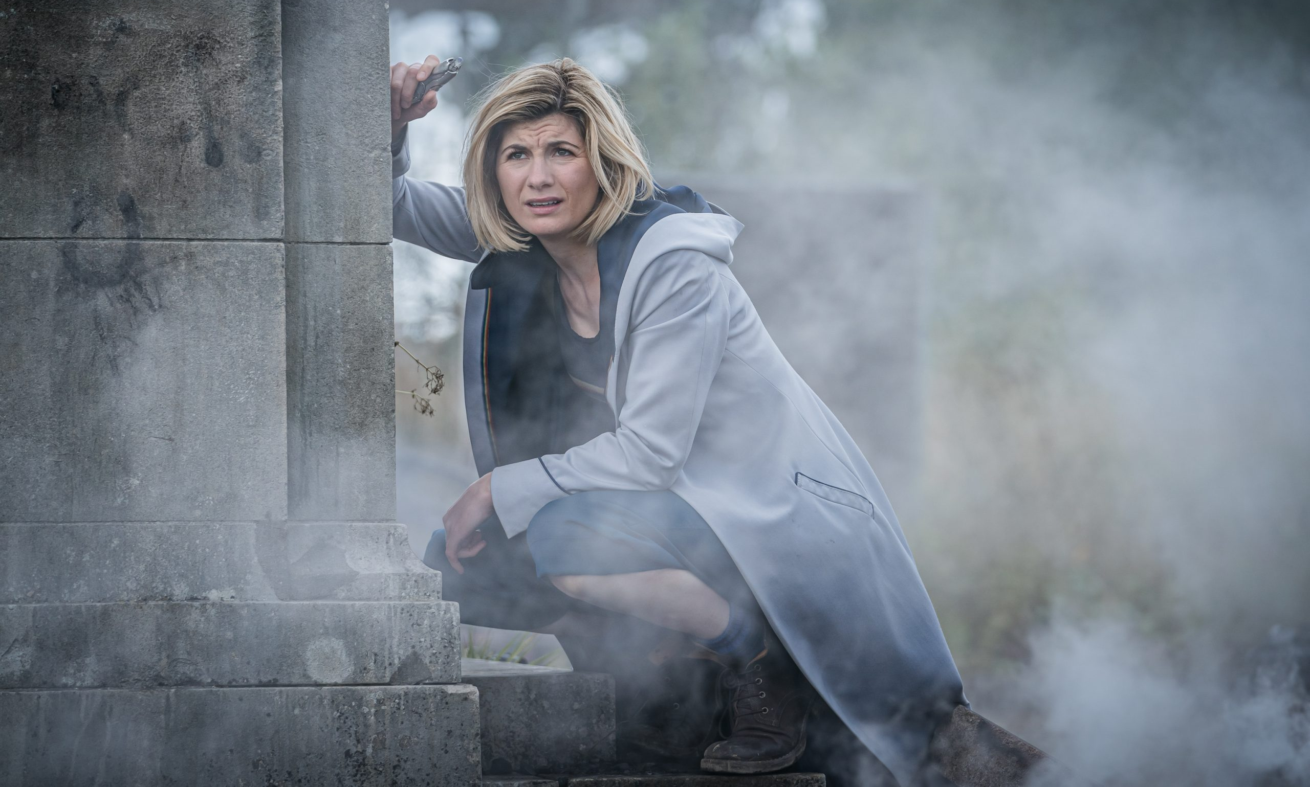 doctor who review ascension of the cybermen jodie whittaker chris chibnall jamie magnus stone cybermen ashad timeless child brendan