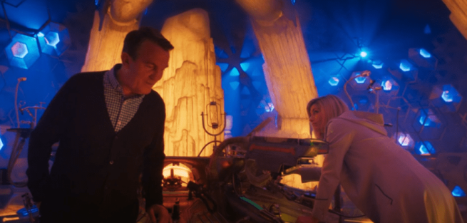 doctor who review can you hear me jodie whittaker bradley walsh graham cancer chris chibnall charlene james emma sullivan