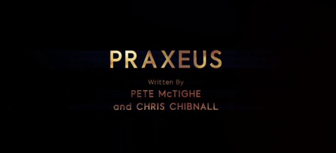 doctor who review praxeus jamie magnus stone chris chibnall pete mctighe jodie whittaker mandip gill