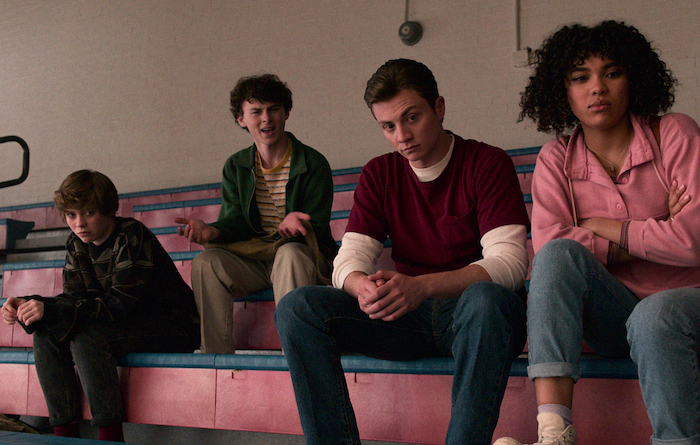 i am not okay with this netflix sophia lillis wyatt oleff jonathan entwhistle dan levy stranger things breakfast club detention
