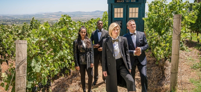 doctor who series 12 review chibnall whittaker revolution daleks news rumours captain jack harkness