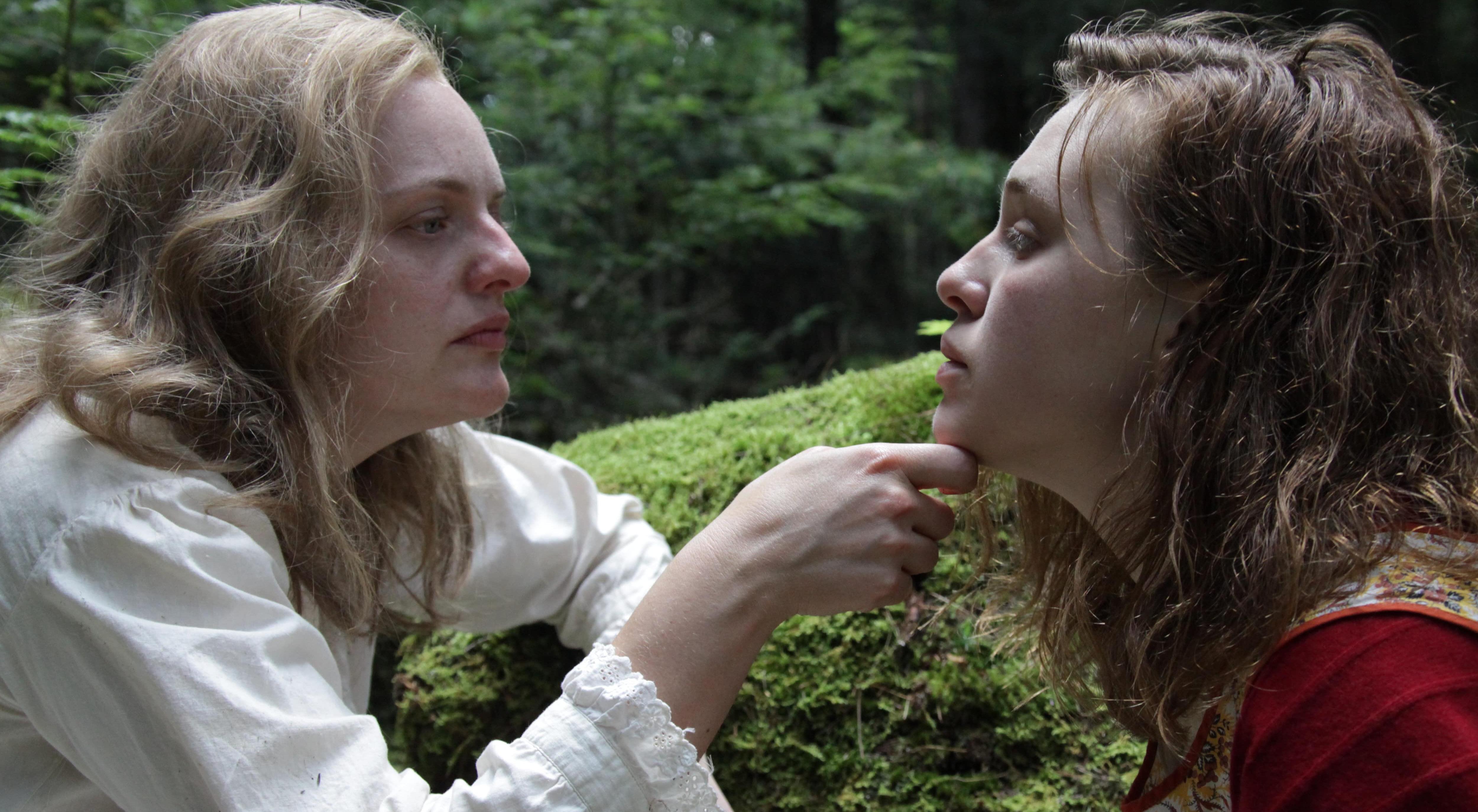 shirley jackson elisabeth moss odessa young rose mushrooms josephine decker hangsaman lottery neon hulu london film festival