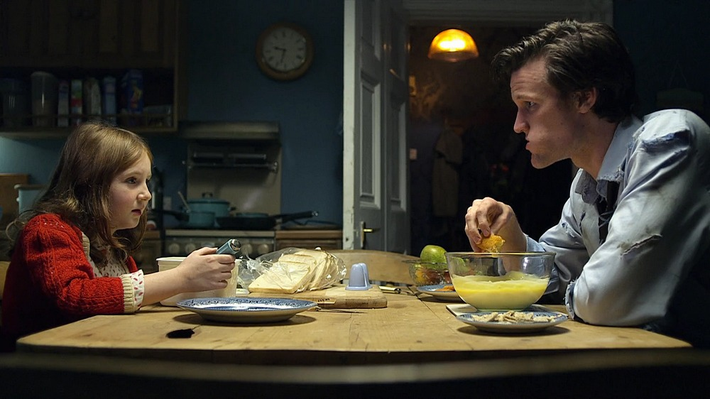 doctor-who-eleventh-hour-matt-smith-caitlin-blackwood-fish-fingers-custard-leadworth-review-moffat