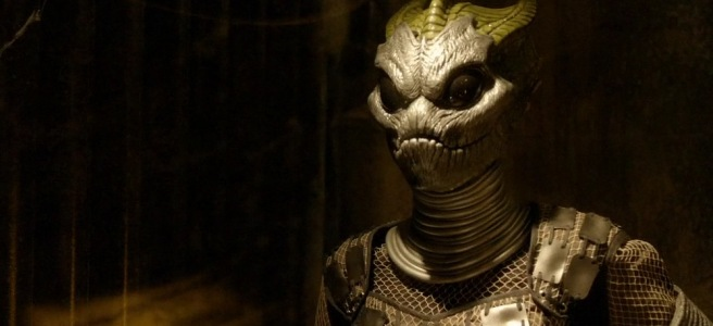 doctor who cold blood review chris chibnall ashley way matt smith silurian neve mcintosh alaya restac