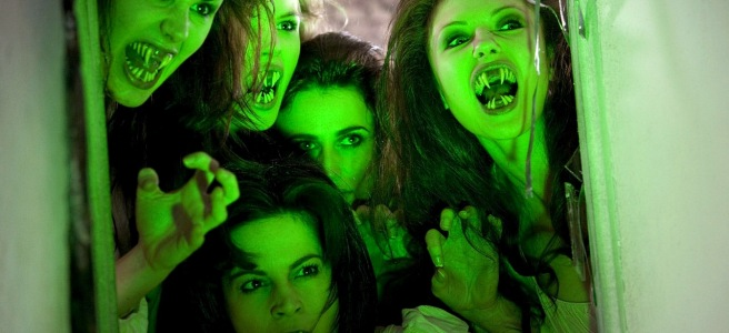 doctor who vampires of venice review toby whithouse arthur darvill saturnyne girls