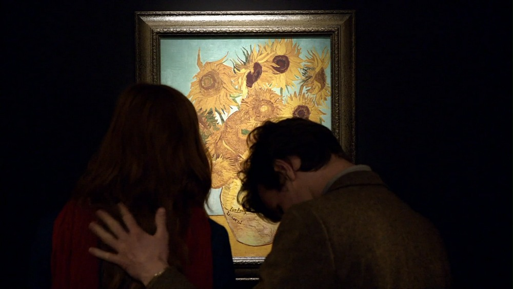 doctor-who-vincent-and-the-doctor-amy-pond-sunflowers-richard-curtis-jonny-campbell